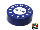Hockey Puck Puzzle (Blue IQ 139)